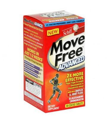 Schiff Move Free Advanced (80 Count)