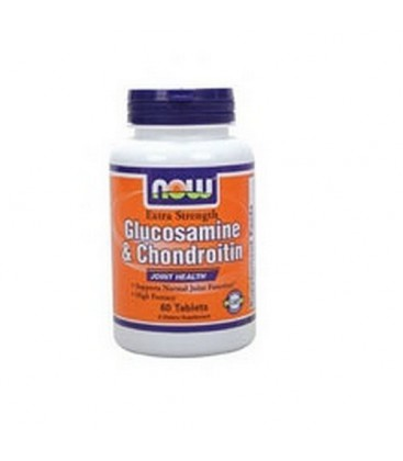 NOW Foods Extra Strength Glucosamine and Chondroitin Sulfate