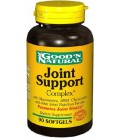 Joint Support Complex - Glucosamine/Chondroitin/MSM, 90 soft