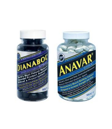 Pack Dianabol + Anavar