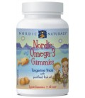 Nordic Naturals - Nordic Omega-3 Gummies, 60 gummies