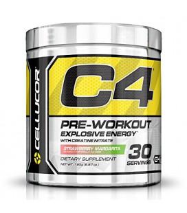 Cellucor C4 Pré suppléments d'entraînement avec Créatine, Nitric Oxide, Beta Alanine et de l'énergie, 30 Portions, Strawberry Ma