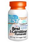 Meilleur Meilleur Avec Fumarate Italien-Made Carnitine (855 mg), capsules végétales, 60-Count L-carnitine Doctor