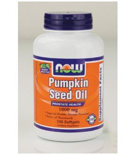 NOW Foods - Pumpkin Seed Oil 1000 mg 100 softgels