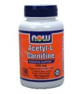 Now Foods Acetyl L-Carnitine 500 mg (100 caps) ( Multi-Pack)
