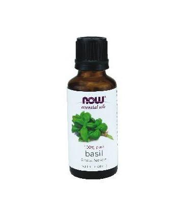 Now Foods Basil Oil - 1 oz. ( Multi-Pack)