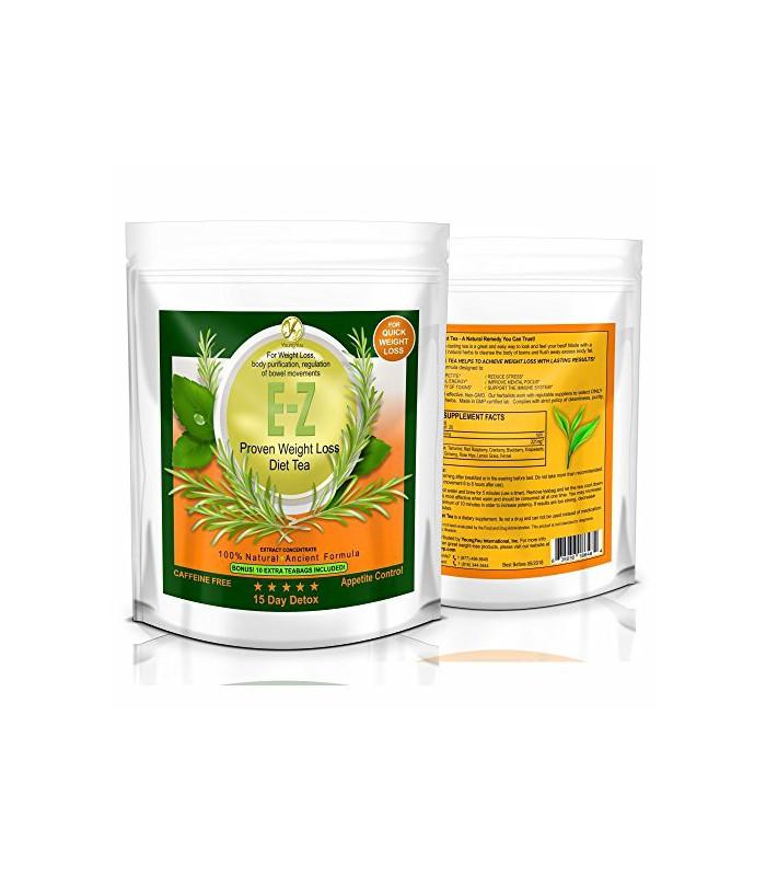 ez detox diet tea 15 day detox naturel poids. Black Bedroom Furniture Sets. Home Design Ideas