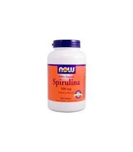 Now Foods Foods, 100% Natural Spirulina, 500 mg, 500 Tablets
