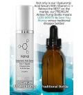 Vernal Skincare - Best Hyaluronique Sérum Acid Avec vitamine vitamine C, A, D & E, Firm instantanée, Pure, Undiluted - Rides