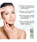 Sérum Hyaluronique Par Derma-nu - Bio Raffermissant Anti Aging Soins du visage pour les rides - Pure acide hyaluronique et de la