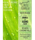 Hyaluronique Sérum Acide pour Anti-Aging avec de la vitamine C et naturel de thé vert - Les meilleurs soins de la peau Formula D