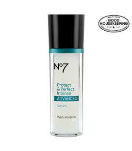 Bottes No7 Protect & Perfect avancée Intense Anti Aging Serum Bottle - 1 OZ- (30 ml)