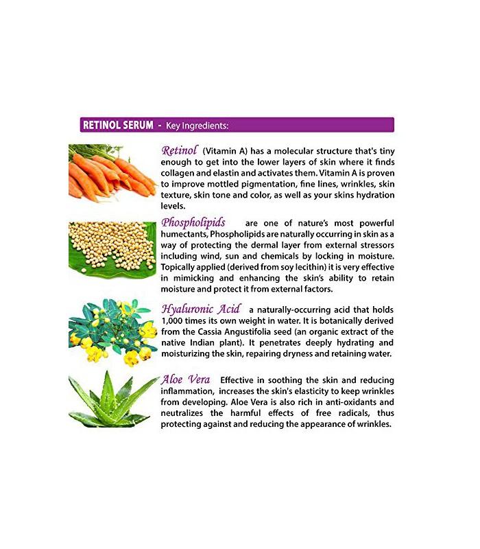 retinol ou acide hyaluronique