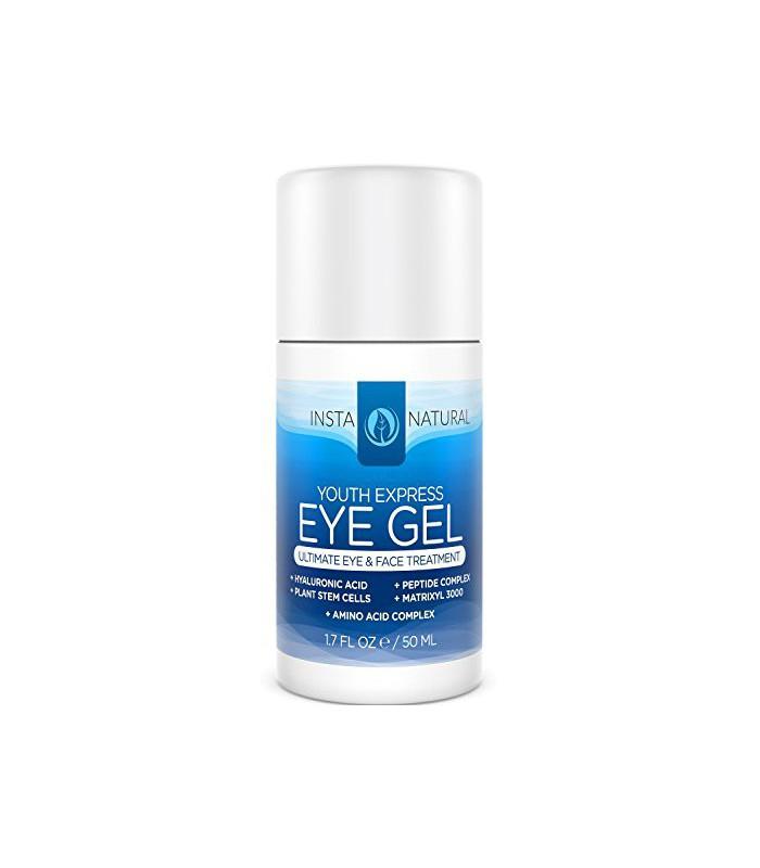instanatural eye gel cr me acide hyaluronique. Black Bedroom Furniture Sets. Home Design Ideas