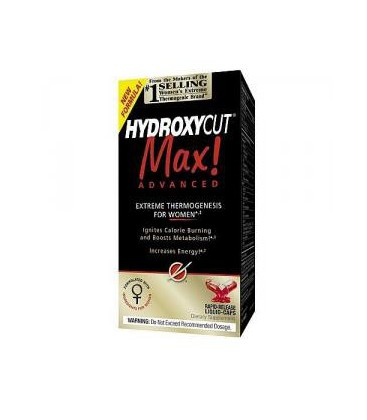 Hydroxycut Max Advanced