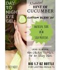 La vitamine C Crème Eye Gel pour Dark Circles & Puffiness - Meilleur Anti-Aging Hydratant avec de l'acide hyaluronique natur