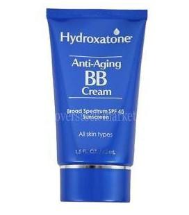 Hydroxatone Anti-Aging BB Cream SPF 40 Tous Type de peau 1,5 oz (Tone Universal)