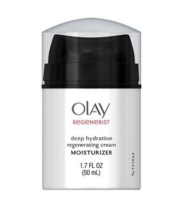 Olay Regenerist Advanced Anti-Aging profond Hydratation Crème Régénérante Hydratant, 1,7 fl. Oz.