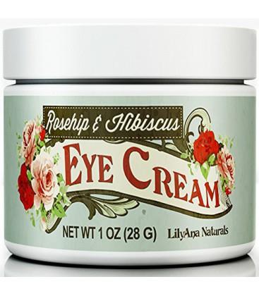 Eye Cream Hydratant (1 oz) 94% Natural Anti Aging Soins de la peau
