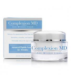 Teint MD ADVANCED Anti Aging, multi Peptide formule avec de l'acide Hyaluronique | CLINIQUEMENT TESTE | anti rides nuit