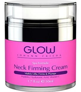 Cou Crème raffermissante - Meilleur Anti Aging Hydratant. Renforce et raffermit la peau en vrac, les ridules et les rides - Avec