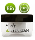 Crème contour des yeux naturel pour les hommes - Meilleur traitement des hommes pour Puffiness - cernes et les rides avec Calend