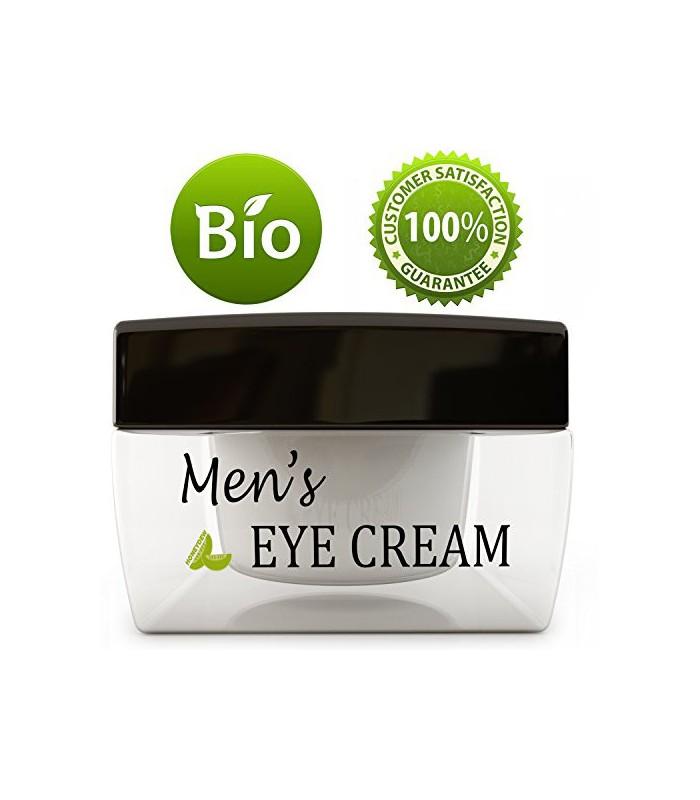 Crème contour des yeux naturel pour les hommes - Meilleur
