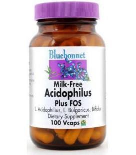 Milk-Free Acidophilus Plus FOS - 100 - Capsule
