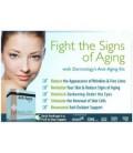 Dermology Anti Aging Cream phytocéramides Complex Rides Repair - Crème Argireline et Acide Hyaluronique Hydratant -