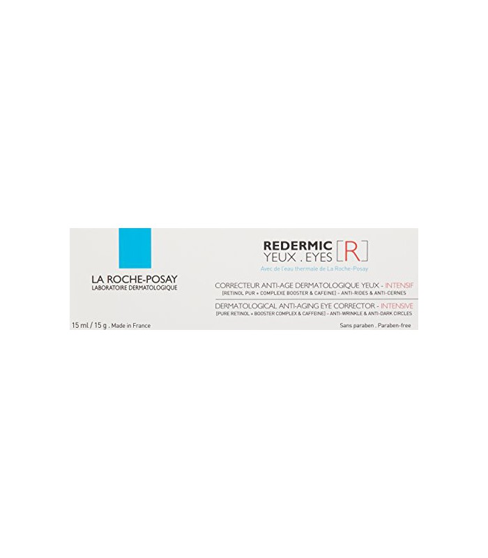 La Roche-Posay Redermic R Yeux Anti-Aging Eye Cream