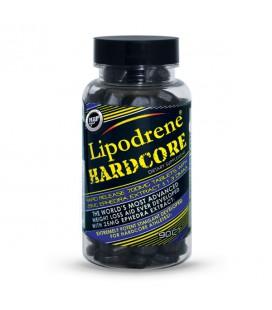 Lipodrene Hardcore 25 mg Ephedra (90 caps)
