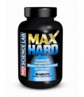 Maxhard aphrodisiaque homme et Endurance - 30 Capsules, pack de 2