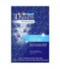 Crest 3D White Teeth Vivid bandes blanchissantes 12 Count