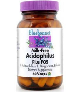 Milk-Free Acidophilus Plus FOS - 50 - Capsule