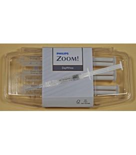 Philips Zoom White Day ACP 14% de peroxyde d'hydrogène (Remplace 38%) 3-pack de blanchiment des dents Gel + Bonus sensibilité Re