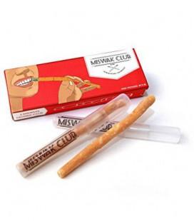 Dents Miswak club naturelles Kit Blanchiment / Naturel Brosse à dents pour les dents plus blanches, haleine fraîche, tout en éta