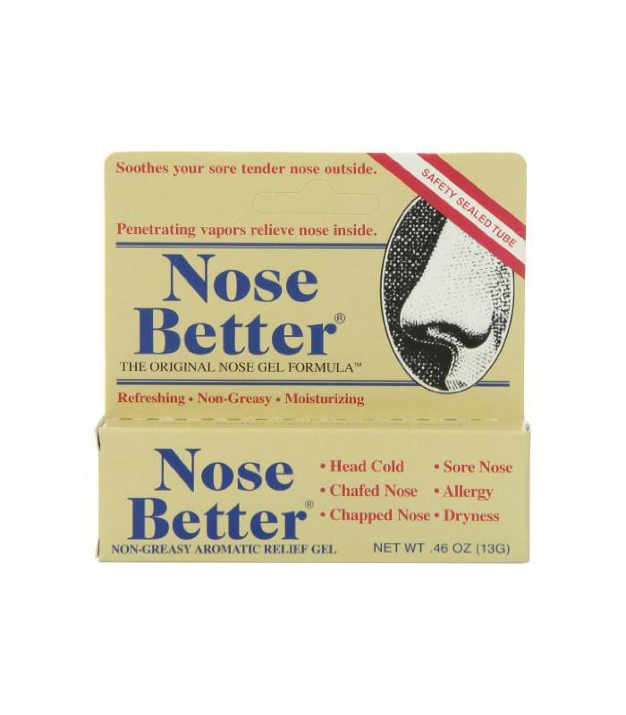 Nez mieux non greasy aromatique relief gel 0 46 oz for Interieur nez sec