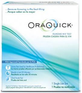 Oraquick test VIH Accueil