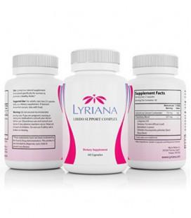 Lyriana Femme aphrodisiaque - Un mois approvisionnement