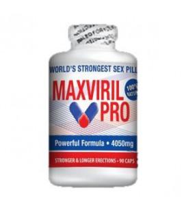 Maxviril Pro 90 capsules