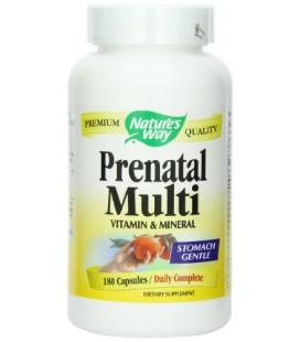 Way prénatal complet, 180 Capsules de la nature
