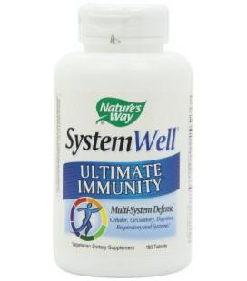Way système immunitaire SystemWell, 180 comprimés de la nature