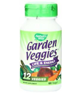Way Garden Veggies Suppléments alimentaires, 60 Vcaps Nature