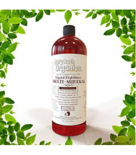 ORGANIQUE LIQUIDE NOCTURNE MULTIMINERAL par MARYRUTH (noix de coco) le plus élevé de pureté Ingrédients organiques, vitamines, m