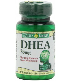 Nature Bounty DHEA 25mg 100 Comprimés