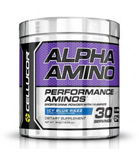Cellucor Alpha Amino Acid avec BCAA (13.54 Ounce)