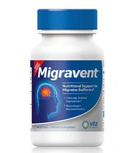 Migravent puissante formule anti migraine (90 comprimés)