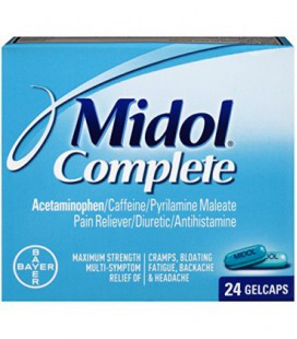 Midol Complete 24 capsules