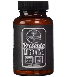 Preventa Migraine (60 capsules)