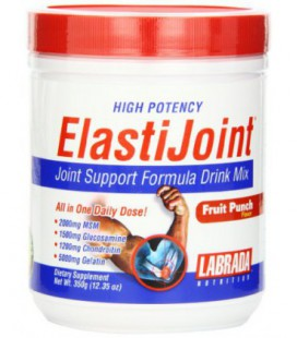 ElastiJoint, Fruit Punch (350 g) Labrada Nutrition